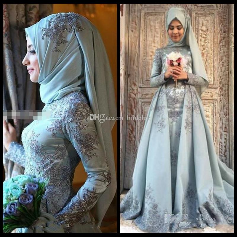 Robe soiree 2019 hijab tunisie