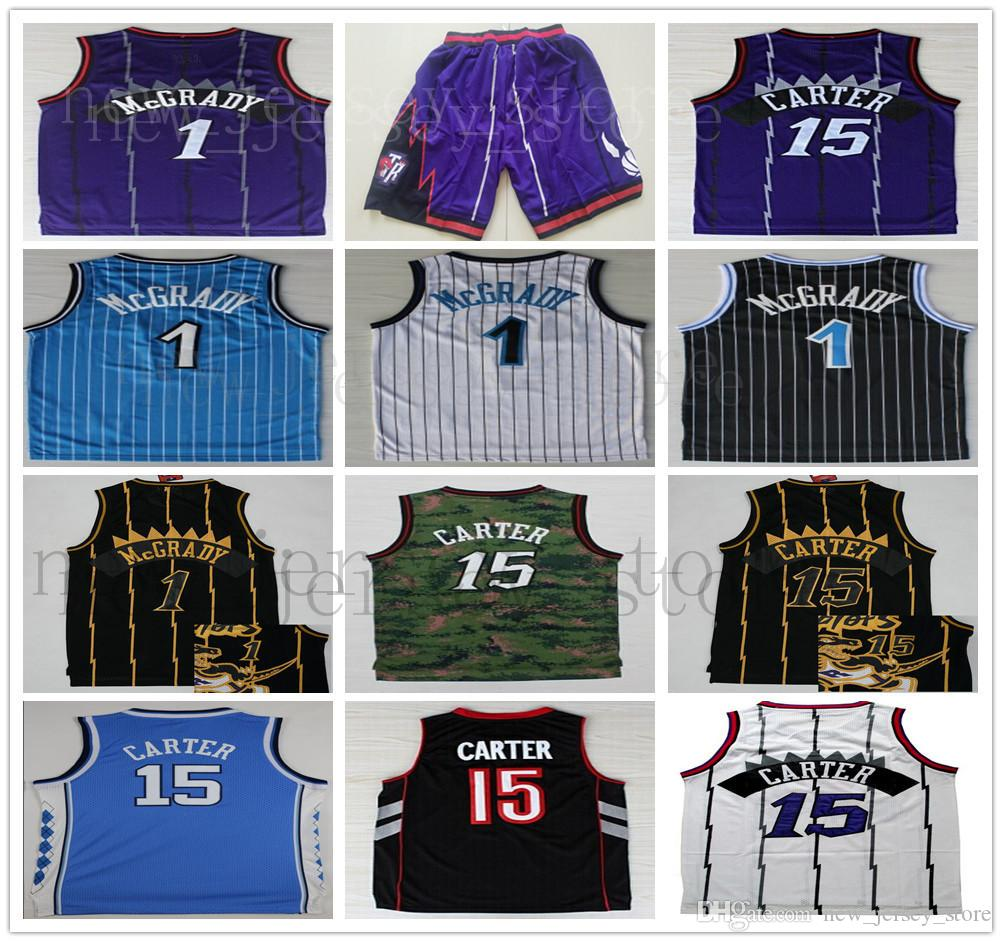 online retailer f3e81 1f92a Cheap Wholesale Retro Stitched Jersey Top Quality Mens Black White purple  Jerseys Size S M L XL XXL Free Shipping