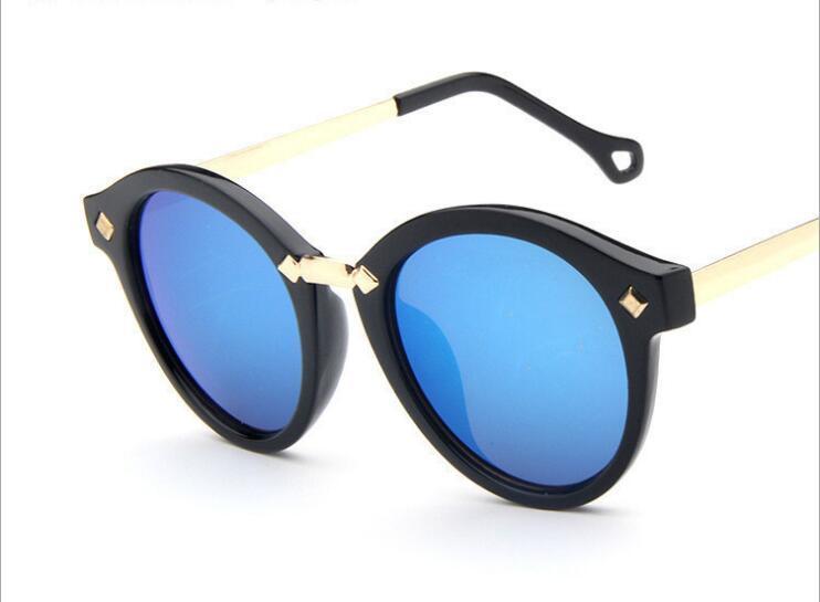 17d7c8abfe9b New Round Frame Sunglasses