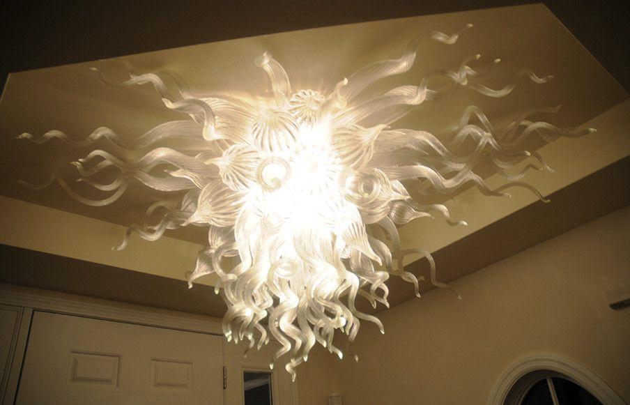 Deckenleuchten Led Kronleuchter ~ Großhandel moderne weiße deckenleuchten led deckenleuchten lampen