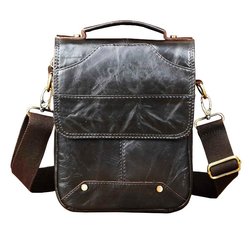 e07cb5c0d5b3 Quality Leather Male Fashion Casual Tote Messenger Bag Designer Satchel  Crossbody One Shoulder Bag 8 Tablets Pouch For Men 151 Hobo Purses Ladies  Purses ...