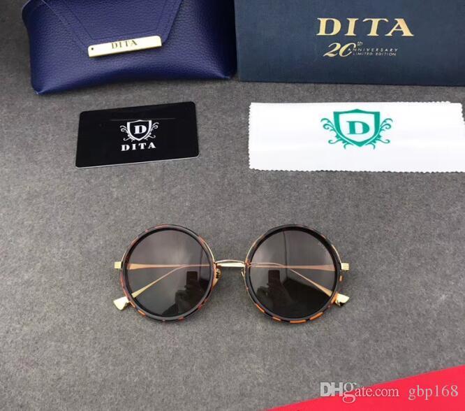 fa2febc801 New Fashion High Quality Men S And Women S Polarized Sunglasses Anti UV  Fashion Elegant Retro Round Frame Design Summer Style Top Outdoor Dr  Sunglasses ...