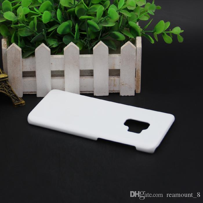 Wholesale Customized Printing 3D Sublimation Case Cover For Samsung A9 A8 A52018 A510 Blank White Matte Phone Shell