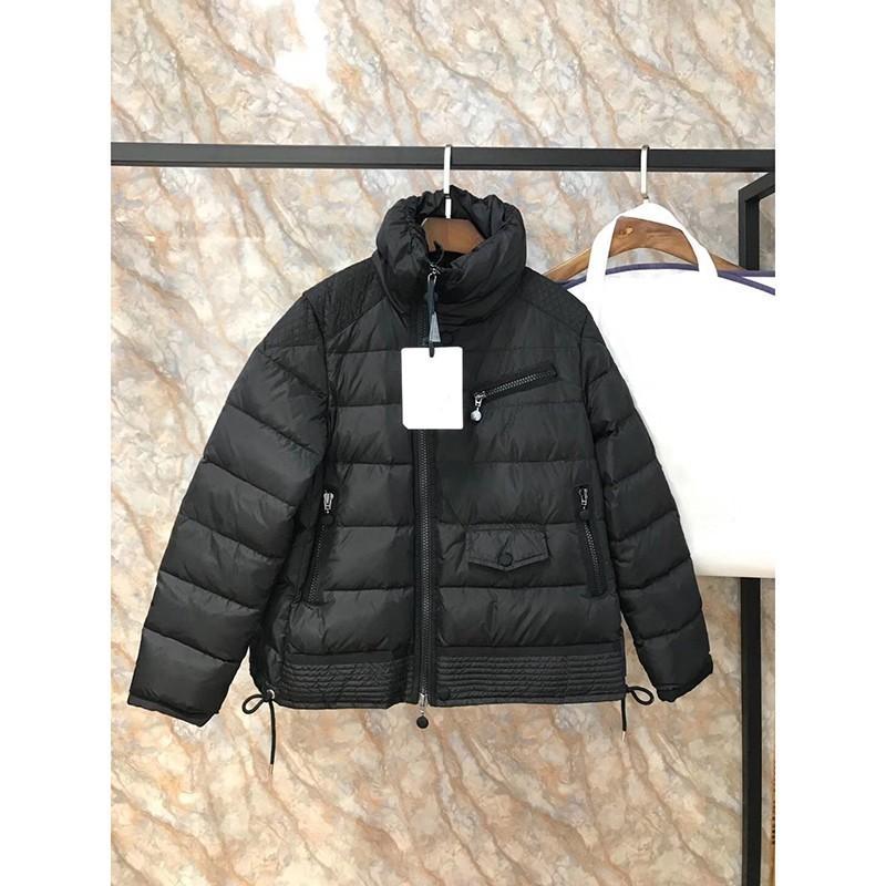 timeless design bdef0 ba1c3 18FW Classic Stand Collar Donna Piumini Ricamo Uomo caldo Casual Cappotto  invernale Moda Piumino Outerwear Cappotto HFTTYRF004