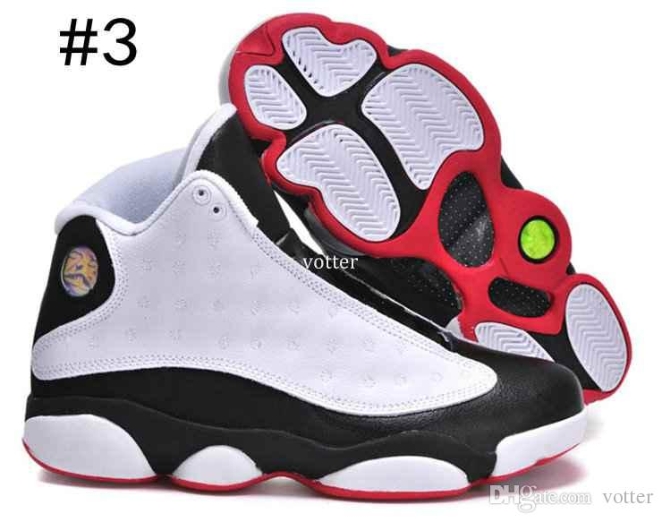Fashion 13 XIII Basketball Shoes For Women,High Quality Woman 13s Athletic Sport Basket Ball Womens Sneakers Trainers Shoe Size 36-40