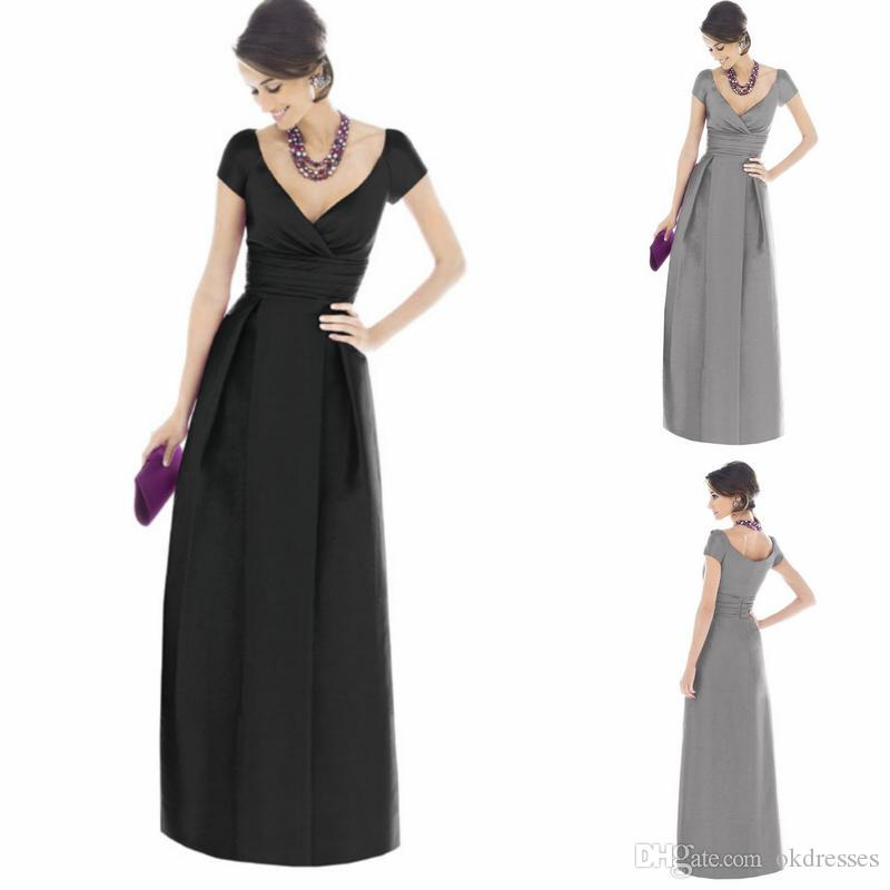 b978f286809c0 2019 Elegant Chiffon Illusion Back Mother Of The Bride Dresses With Lace  Applique Beads Ruched V Neck Mother Groom Dress Plus Size 441 Purple Mother  Of The ...