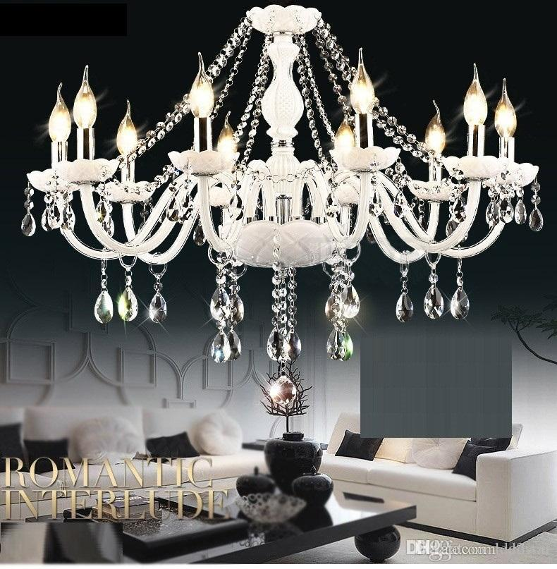 4 6 8 10 15 18 arms crystal lighting chandeliers white modern 4 6 8 10 15 18 arms crystal lighting chandeliers white modern crystal chandelier living room lights bedroom lamp chandelier light commercial pendant aloadofball Gallery