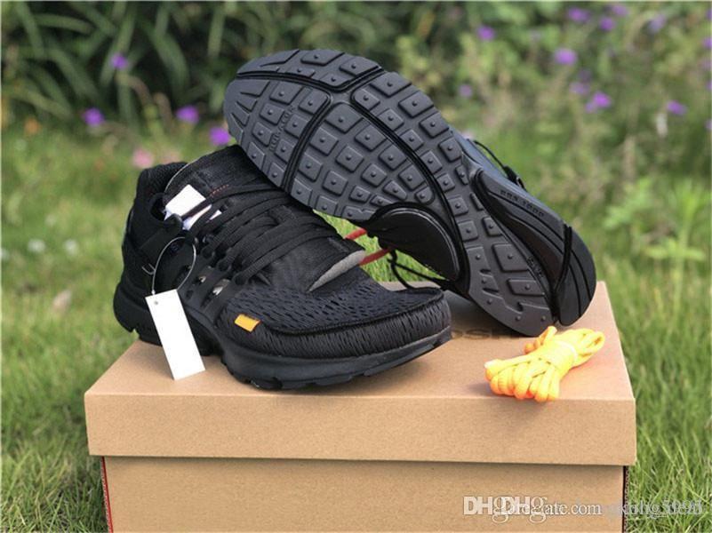 1fc38d5ce57d Acquista Novità Release Off 97 Presto 2.0 Nero Bianco Zoom Fly Mercurial  Chuck 70 Hi Scarpe Da Corsa Uomo Donna Authentic Sneakers Con Scatola  Taglia 36 46 ...