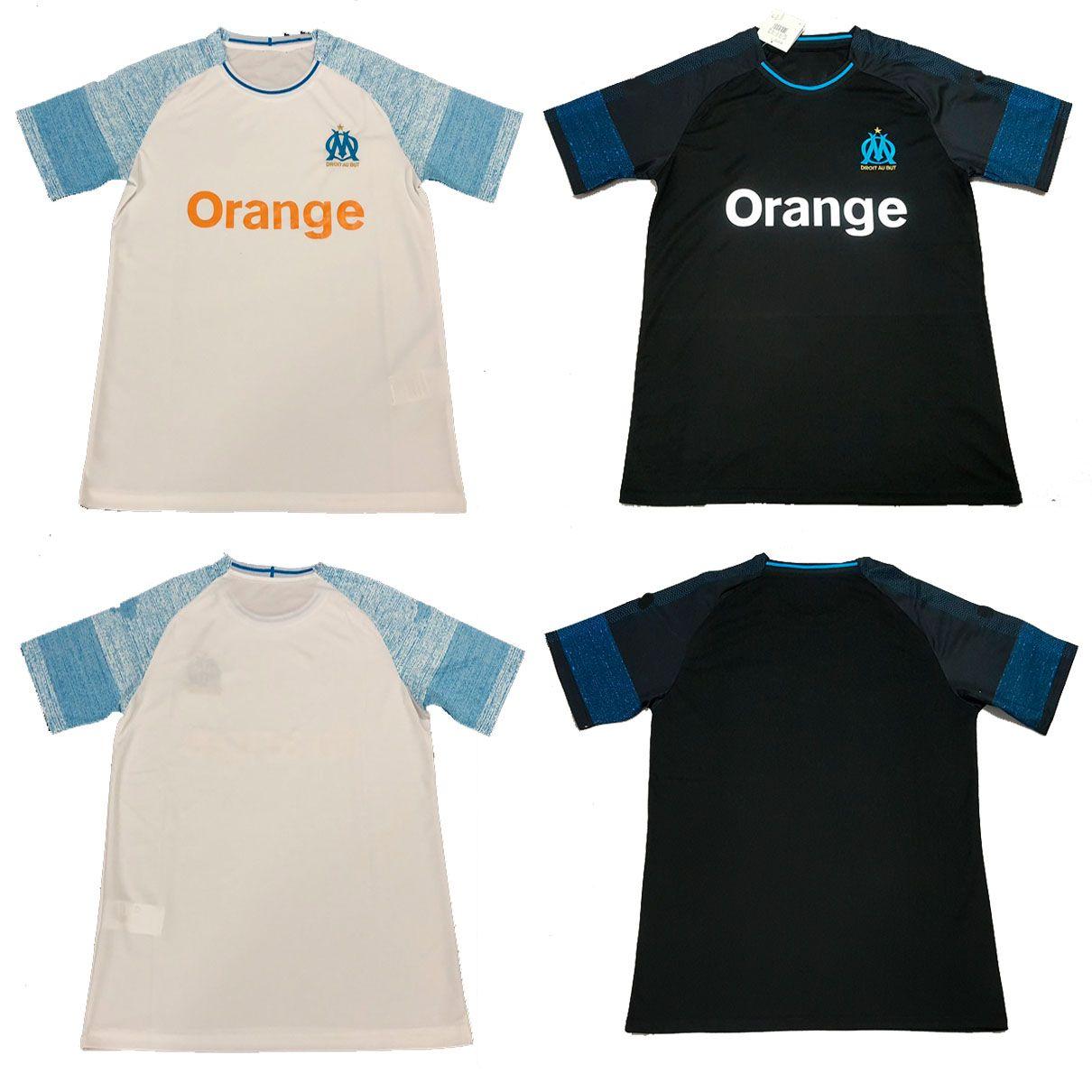 Seconda Maglia Olympique de Marseille Jordan AMAVI