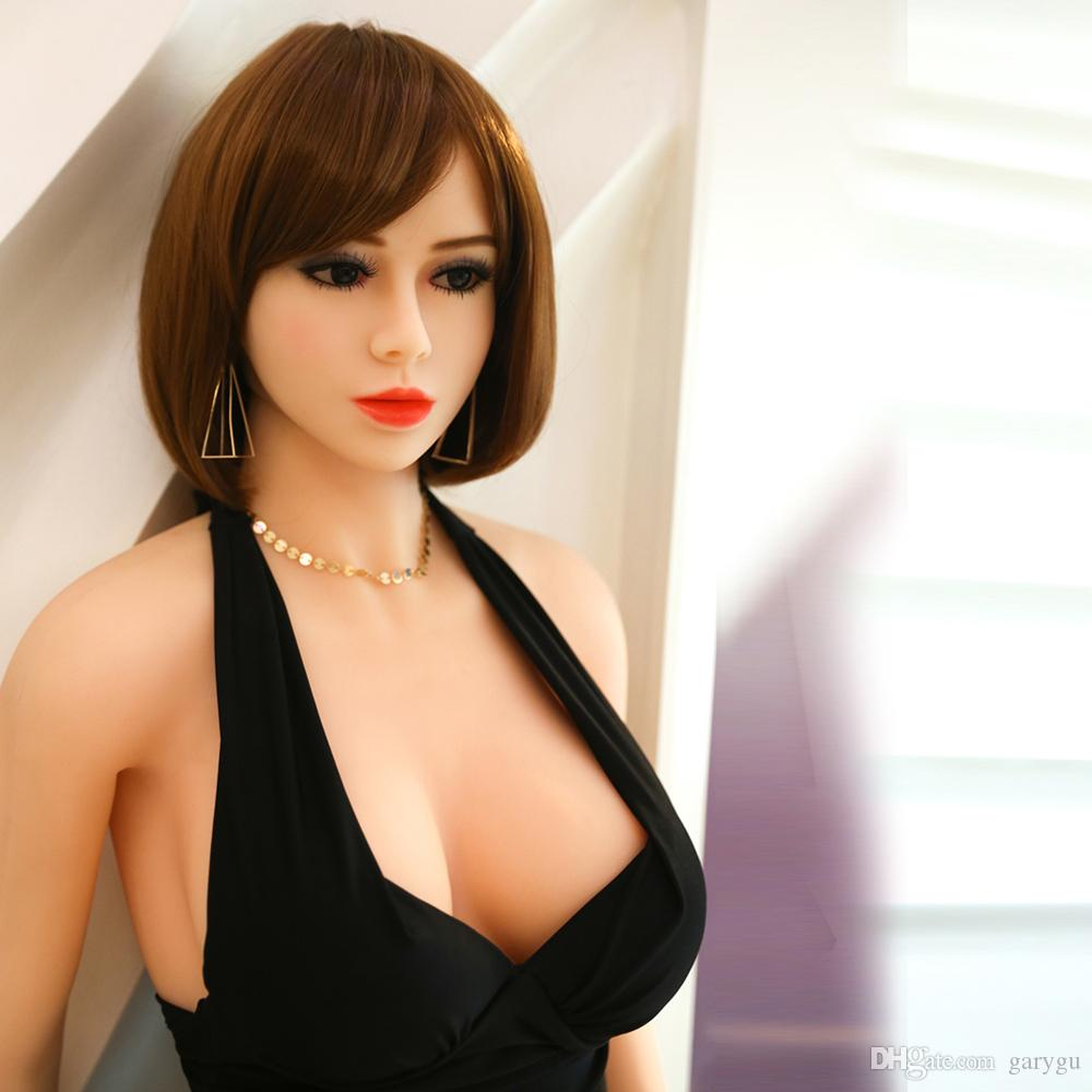 165cm Lifelike Anal Sex Real Full Silicone Sex Dolls With Skeleton Realistic Solid Silicone Love Doll For Men Artificial Vagina