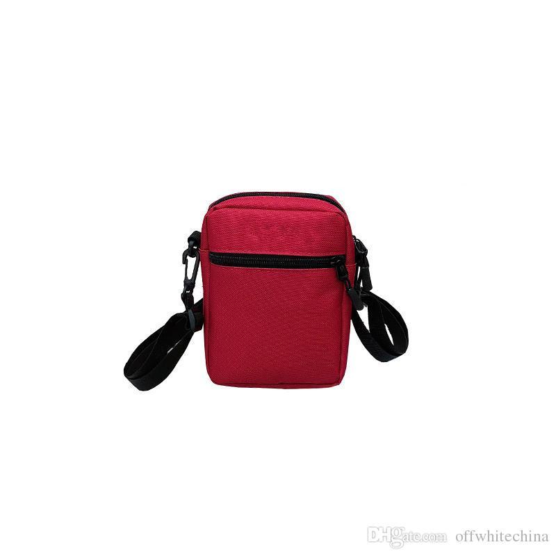 a6cdc7c6d0c7 New Style Waist Bag Messenger Bags Belt Bag Men Fanny Pack Designer Men  Outdoor Packs Pouch Small Mobile Phone Package