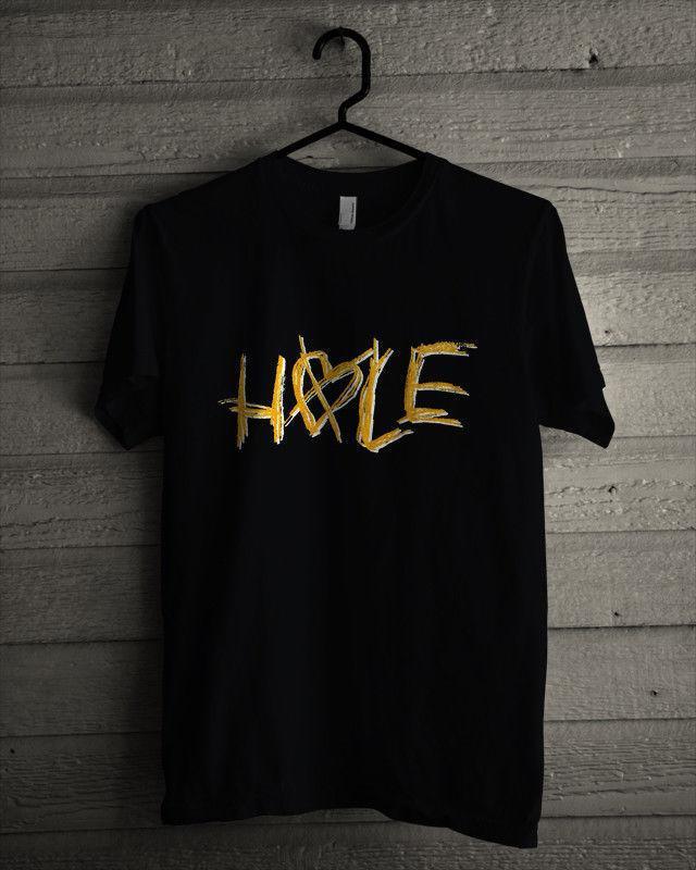 912fa323e Vtg 90s Hole Band T Shirt Promo Grunge Alternative Rock Sub Pop Kurt Cobain  RPRN 2018 New Short Sleeve Men T Shirt 100% Cotton Custom T Shirts T Shirt  ...