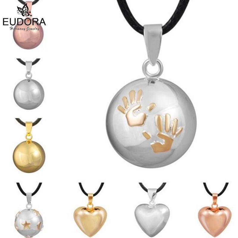 2018 guardian angel pendants chime ball jewelry eudora harmony bola 2018 guardian angel pendants chime ball jewelry eudora harmony bola mexico ball baby angel caller pendant necklace pregnant gift from baibuju8 aloadofball Gallery
