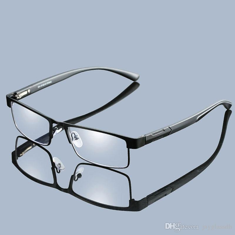45f42bde360 2019 New Arrival Fashion Reading Glasses Frame Men Glasses Myopia Spectacle  Optical Glasses Frames Vintage Classic Oculos De Grau From Jayglassdh