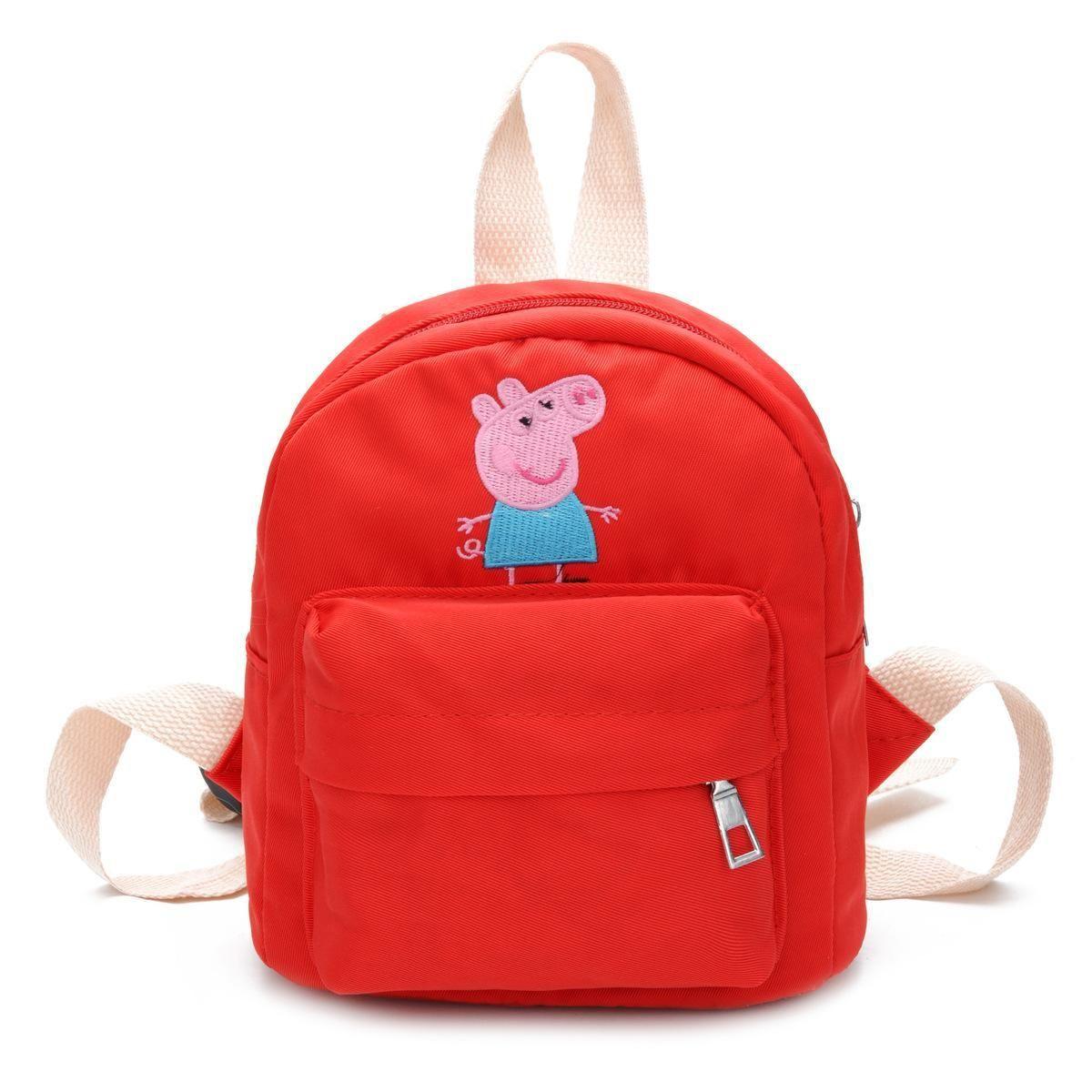 ffbf481fe9 2018 Summer New Pattern Hot Sale Children Bag Lovely Animal Cartoon ...