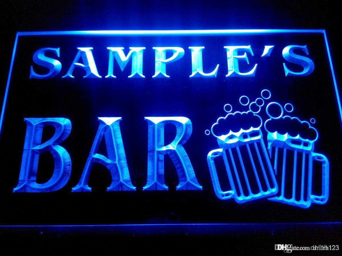Dz028 b name personalized custom home bar beer mugs cheers neon sign dz028 b name personalized custom home bar beer mugs cheers neon sign bar signs open signs open business signs garage sig neon lights signs online with aloadofball Choice Image