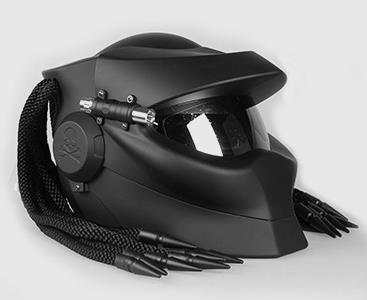 Motorcycle Helmet Predator Retro Cross Border Detonation Helmets Cheap Online With 7204 Piece