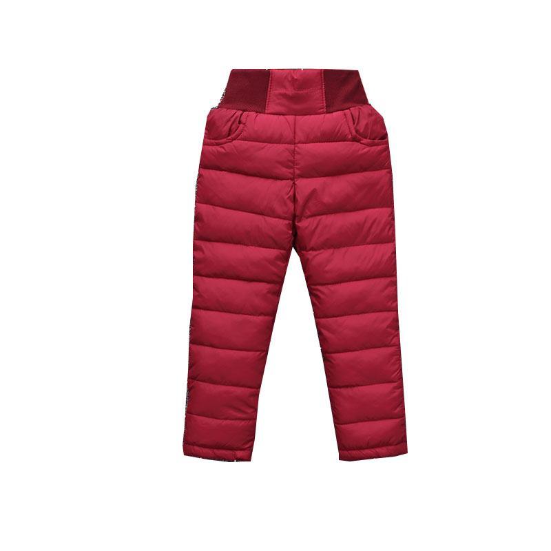 2018 New Baby Boys Long Pants Children Trousers For Girls Winter