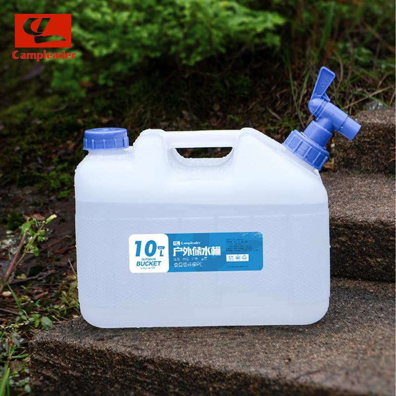 Camping Water Container >> 2019 Campleader Outdoor Sport Camping Car Storage Bucket Pe Travel