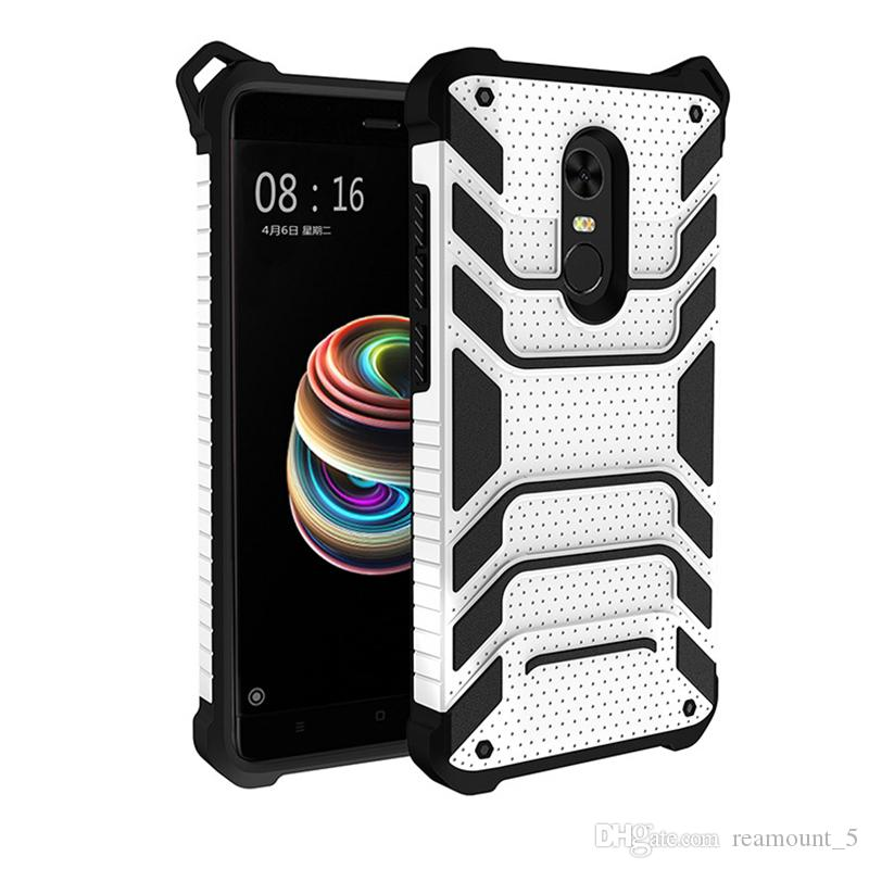buy online fade2 56e62 Luxury Hybrid Armor Case for Redmi Note 4X Shockproof Armor Back Cover for  Redmi Note 5A Prime
