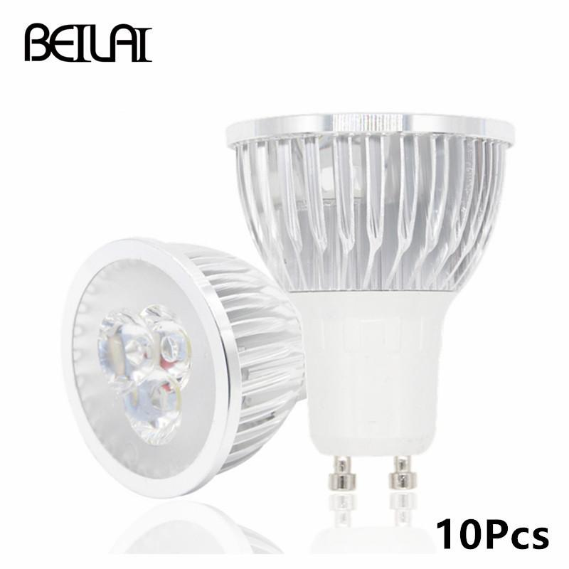 Beilai Gu10 Dimmable Lamparas Led Lamp 220v 110v Lampada Led ...