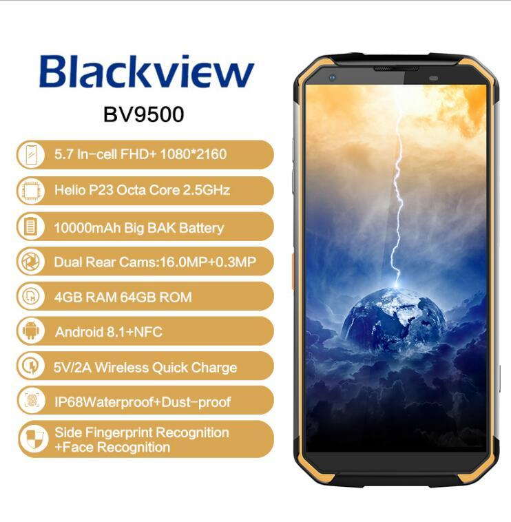 Best blackview bv9500 smartphone mt6763t octa core 57 189 fhd best blackview bv9500 smartphone mt6763t octa core 57 189 fhd screen ip68 waterproof cellphone 10000mah 4gb 64gb 4g mobile phone 4g android phone android fandeluxe Choice Image