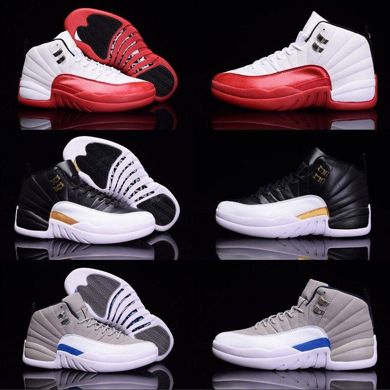 3314436f582072 High Quality Hot News 12 12s Mens Womens Basketball Shoes Ovo White ...
