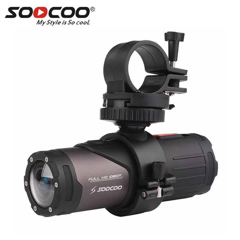 SOOCOO S20WS Mini Kamera Eylem Kamera Dahili WiFi Full HD 1080 P 10 m Wateproof Spor Kamera