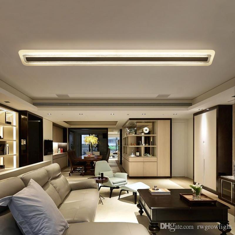 Licht & Beleuchtung Oberfläche Montiert Decke Lichter Acryl Eisen Körper Material Mit Fernbedienung Für Schlafzimmer Dekoration Leuchte Wohnzimmer Licht GroßE Auswahl; Deckenleuchten & Lüfter