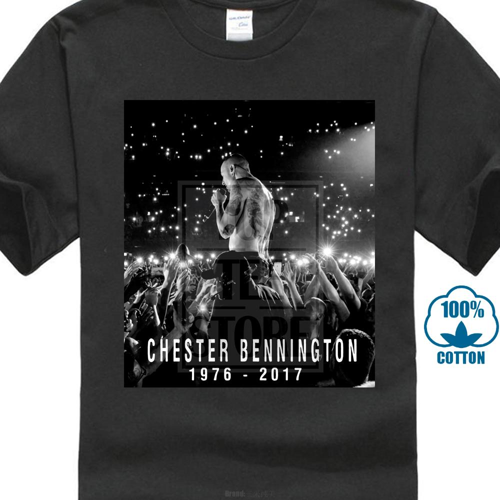 ddd02dbb5 Limited Chester Bennington 2017 Rip Linkin Park Men'S Black T Shirt Size S  5Xl Canada 2019 From Insideseam, CAD $30.05 | DHgate Canada