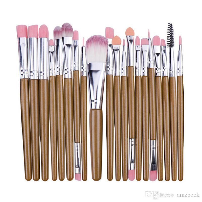be34a0a900 Hot Selling Makeup Brushes Professional Cosmetic Brush Set With Nature  Contour Powder Cosmetics Brush Makeup Hot Seller Makeup Cosmetic Products  From ...