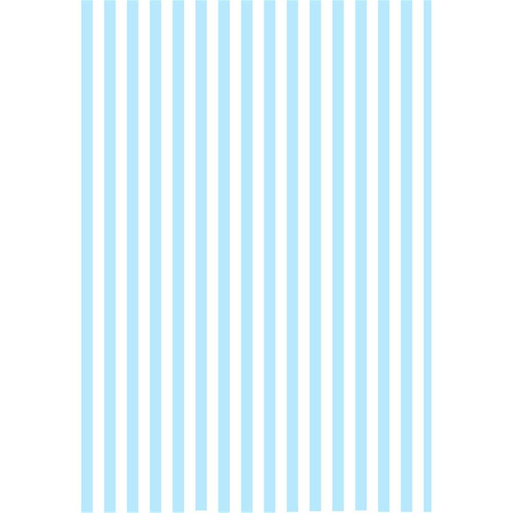 Acquista Sfondo Bianco Strisce Blu Fotografia Stampata Baby Neonato