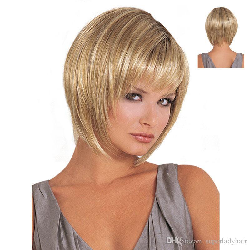 Großhandel Haar Perücken Der Frauen Haarteile Der Frauen