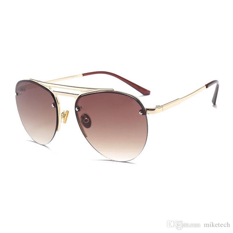 Luxury Aviator Sunglasses Women Mens Brand Designer Sun Glasses ... eee1d06f4a