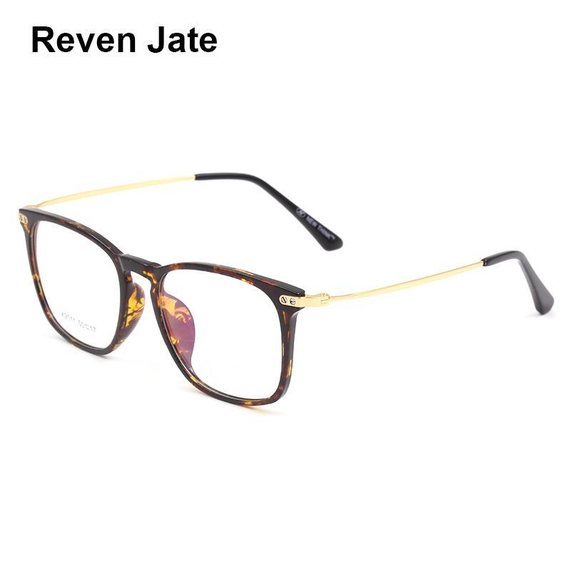 3960b322994 2019 Reven Jate X2011 Optical Plastic Eyeglasses Frame For Men And Women  Glasses Prescription Spectacles Full Rim Frame Glasses From Lbdwatches