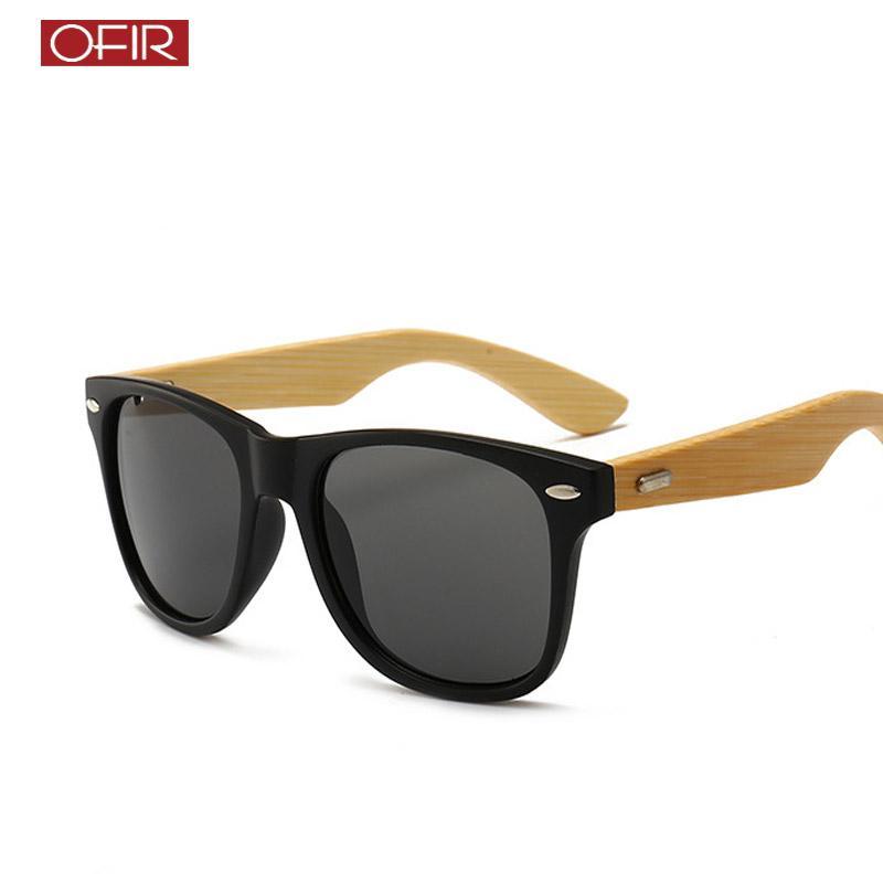 973a088ad Compre Arroz Do Vintage Prego Quadrado Óculos De Sol Das Mulheres Da Moda  Grão De Madeira Óculos De Sol Para Homens Clássicos Da Marca De Design  Retro ...