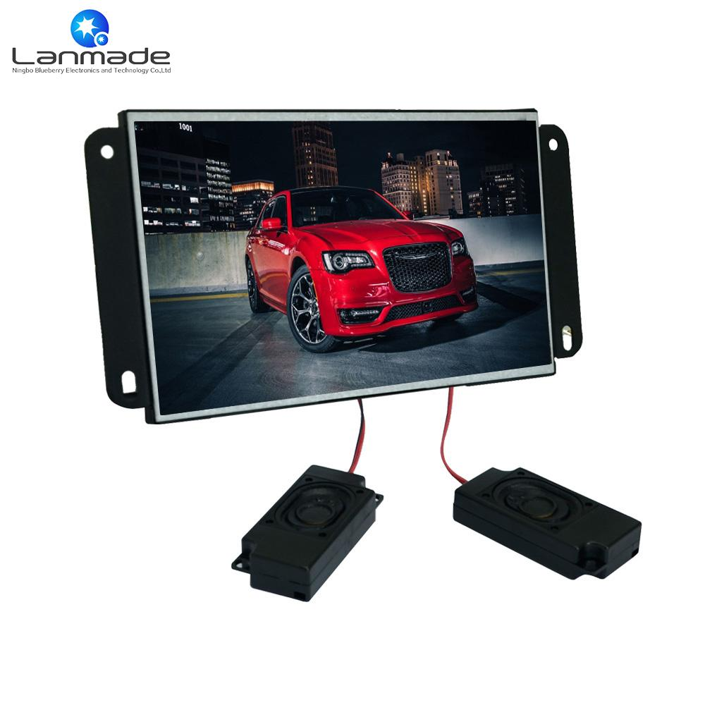 2018 7 Inch Hd Supermarket Open Frame Lcd Display Real Supplier Hot ...