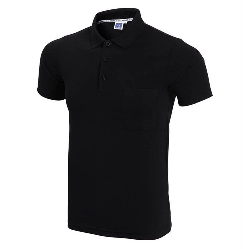 Hommes De Mode Manches À Marque 2017 Courtes Polo Acheter Shirt oedrCBx