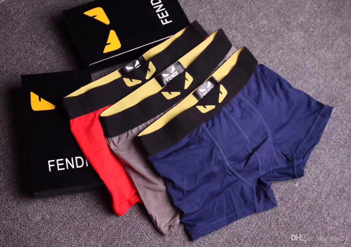 dd24fdcd93d 2019 New Brand Boxer Shorts For Men Panties Sexy Underwear Men s Boxers  High Quality Modal Underwears Shorts Men Boxer Shorts underpants