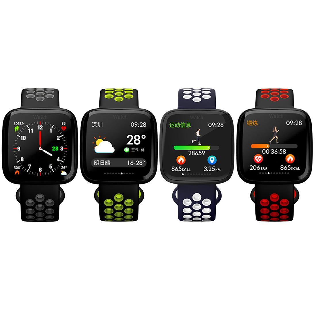 Relojes Marcas Moda F15 Bluetooth Resistente Al Agua Reloj Inteligente De  Moda Para Mujer Señoras Monitor De Ritmo Cardíaco Fitness Tracker  SmartWatch Para ... 349acb02ce8c