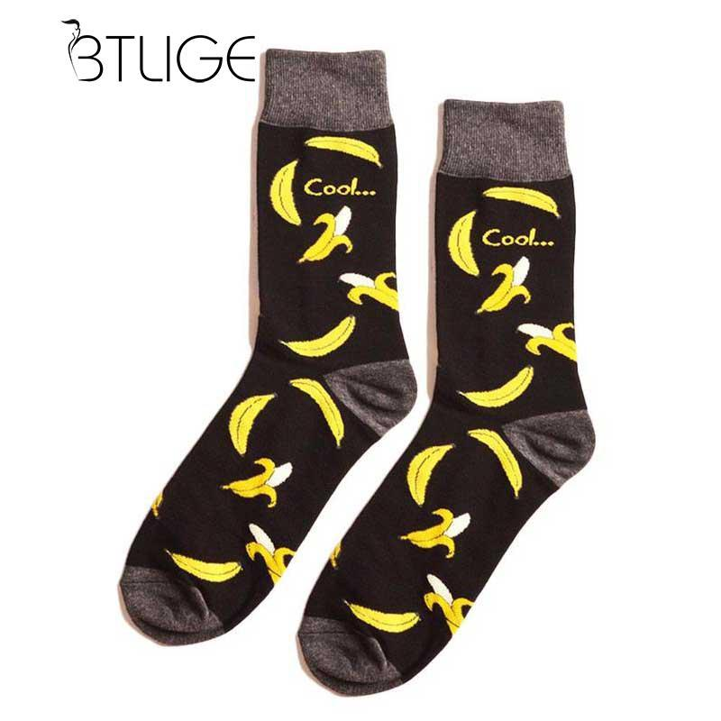 d65e3f88c80 2019 Animals Print Cartoon Socks Women Knee High Cotton Breathable Sport  Socks Cycling Outdoor Running Men Calcetines Ciclismo From Mangosteeng