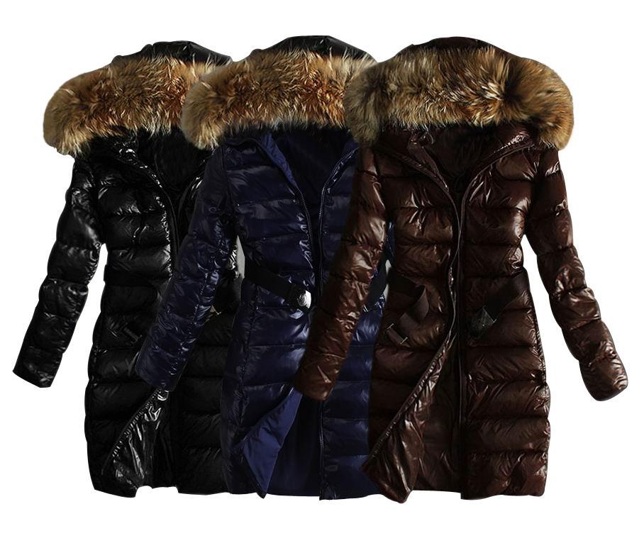 Down Jackets Brave 2016 Hot Parka Men Mens Down Coat Winter Down Jacket White Duck Down Fur Collar