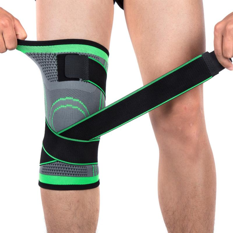 12f3ebfd6f 2019 Knee Brace Basketball Hiking Cycling Knee Support Professional  Protective Outdoor Sports Running Climbing Soccer Pad From Teawulong,  $40.17 | DHgate.