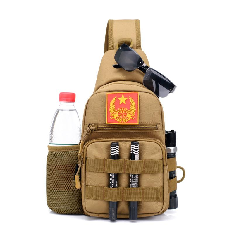 902c8484e3c9 Environmental Designer Bags Waterproof Oxford Fabric Camouflage Tactical  Packs Outdoor Chest Bag Tactical Camouflage Bag Outdoor Chest Bag  Waterproof Chest ...