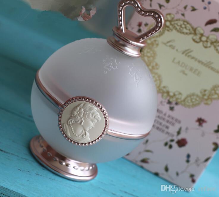 Новые приходят LA DU РЗЭ макияж румяна коробка Лепестки аксессуары коробка высокого качества косметических Организатор