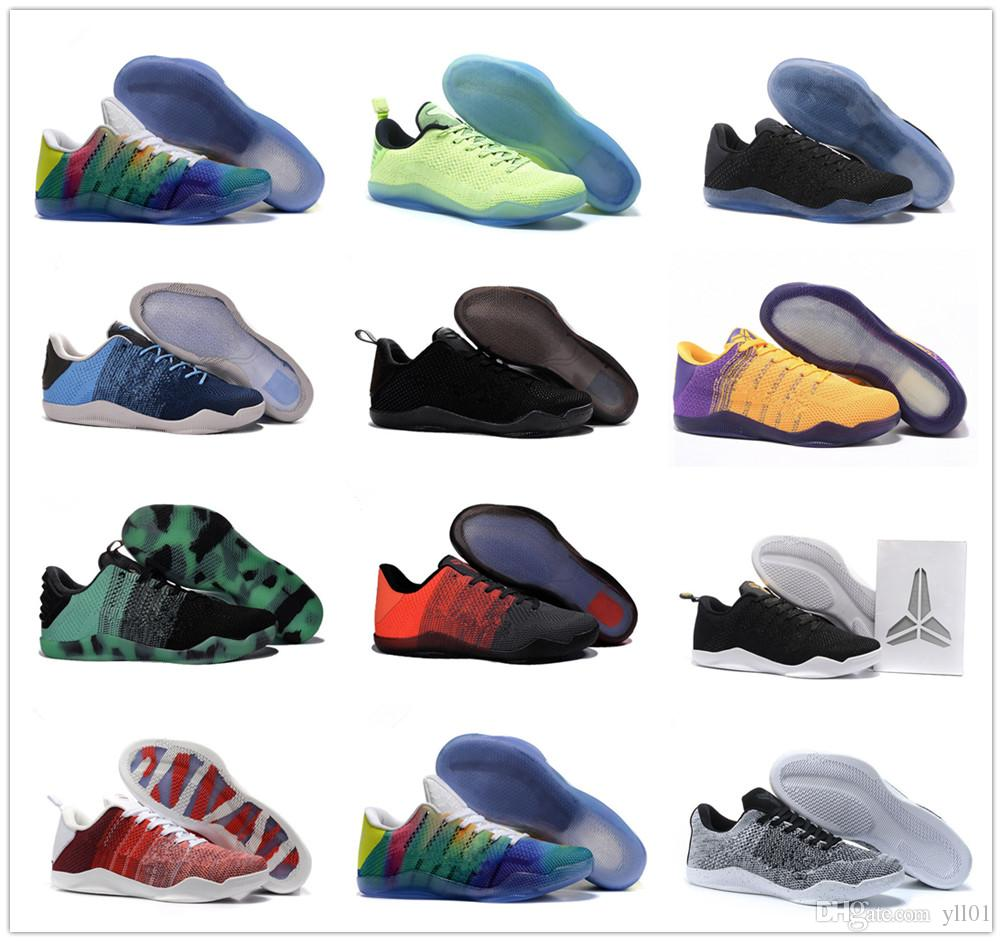 2018 Hot Sale Kobe 11 XI Running Casual Shoes for Top Quality Shoes ... 0a02e22fb3