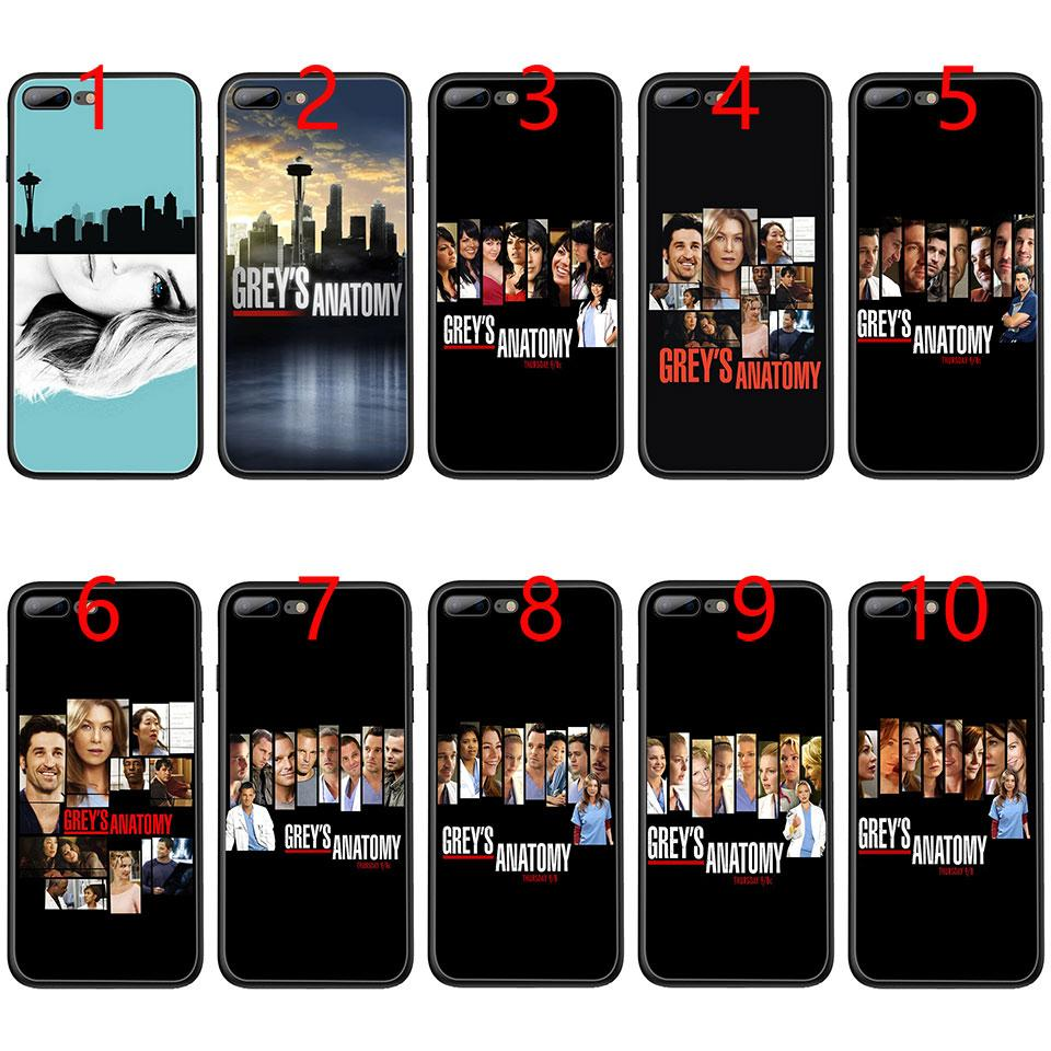 coque iphone 8 plus grey s anatomy
