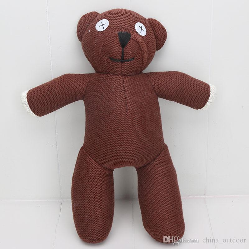 25cm / 35cm Netter Herr Bean TEDDY BEAR Plüschtier Plüschpuppe scherzt Spielwarenweihnachtsgeschenk