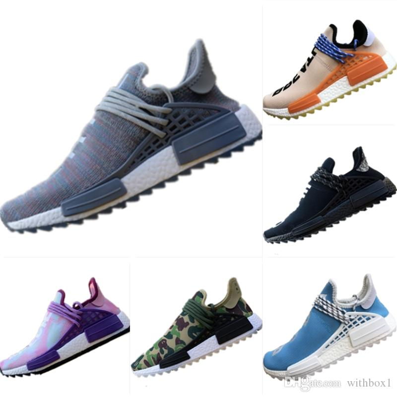 62af6c19b 2018 Boost Human Race Primeknit Breathable Running Shoes Human Race ...