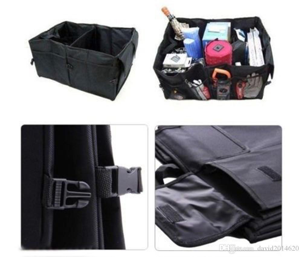 Faltender Aufbewahrungsbehälter-Auto-Organisator-Stiefel-Aufbewahrungsbeutel-faltender Aufbewahrungsbehälter